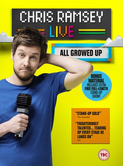 Chris Ramsey: All Growed Up