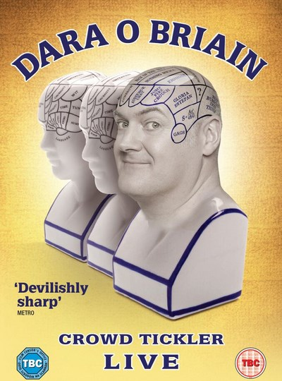 Dara O'Briain: Crowd Tickler