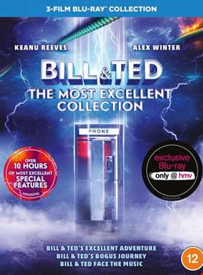 Bill & Ted: The Most Excellent Collection (hmv Exclusive)