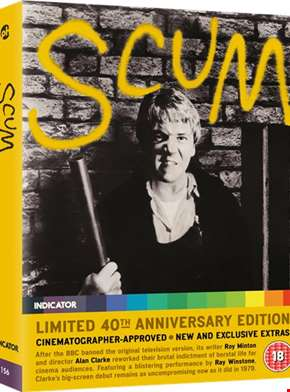 Scum - 40th Anniversary Edition