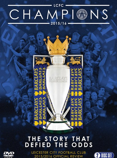 Leicester City: 2015/2016 Official Review