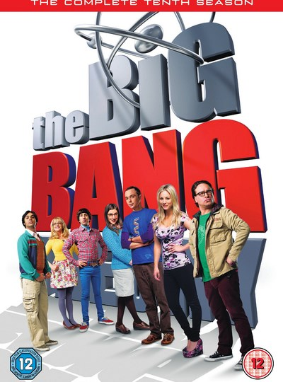 The Big Bang Theory: The Complete Tenth Season
