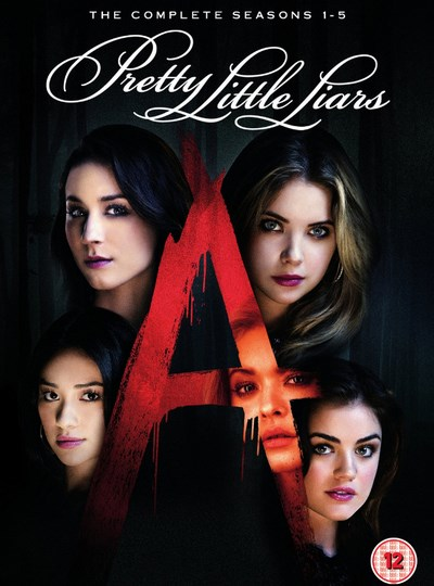 Pretty Little Liars: Seasons 1-5