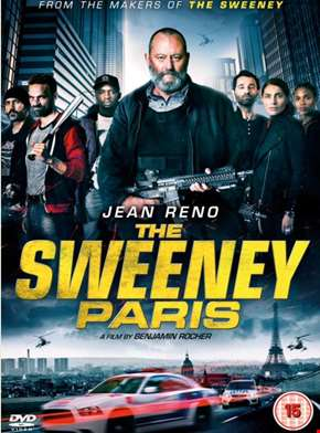 The Sweeney - Paris
