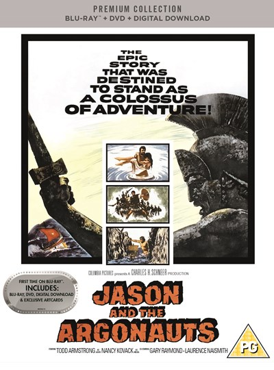 Jason and the Argonauts: (hmv Exclusive) - The Premium Collection