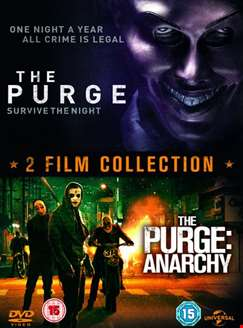 The Purge/The Purge: Anarchy