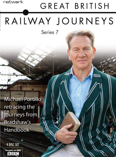 Great British Railway Journeys: The Complete Series 7