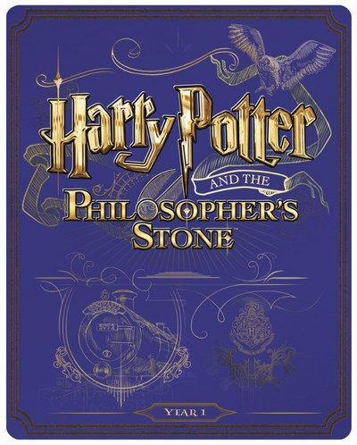 Harry Potter and the Philosopher's Stone (hmv Exclusive)