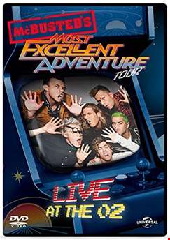 McBusted Most Excellent Adventure Tour - Live At The O2