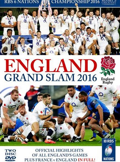 RBS Six Nations Championship: 2016 - England Grand Slam