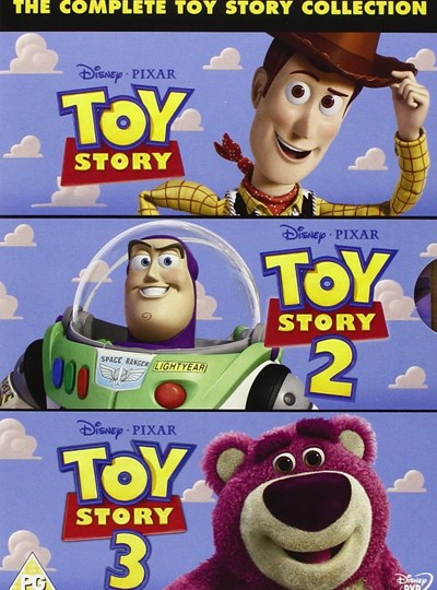 Toy Story: The Complete Collection