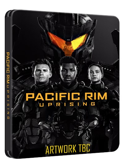 Pacific Rim - Uprising (hmv Exclusive) 4K Ultra HD Limited Edition Steelbook