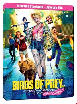 Birds of Prey And the Fantabulous Emancipation of One Harley Quinn (hmv Exclusive)