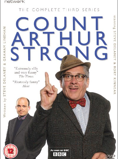 Count Arthur Strong: The Complete Third Series