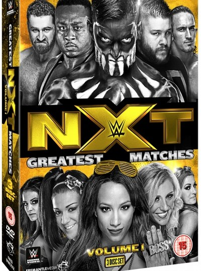 WWE: NXT Greatest Matches - Volume 1