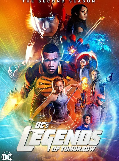DC's Legends of Tomorrow: The Second Season