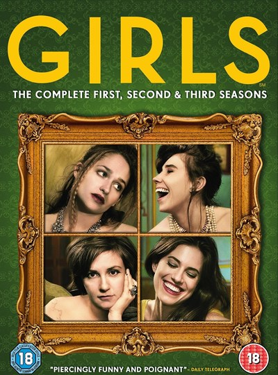 Girls: Season 1 - 3