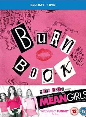 "Mean Girls: 15th Anniversary Limited Edition ""Burn Book"""