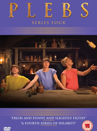 Plebs: Series 4