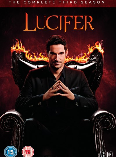 Lucifer: The Complete Third Season
