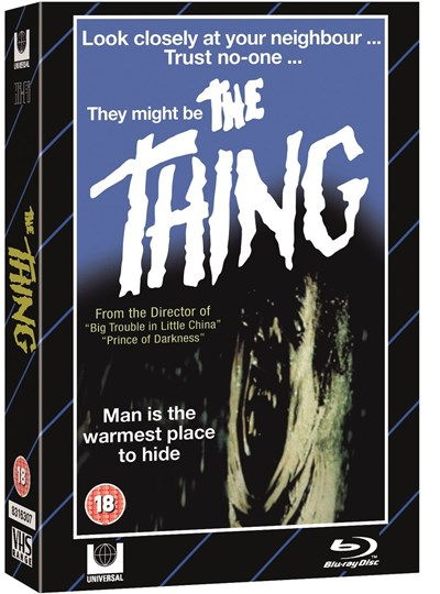 The Thing - VHS Range (hmv Exclusive) Limited Edition