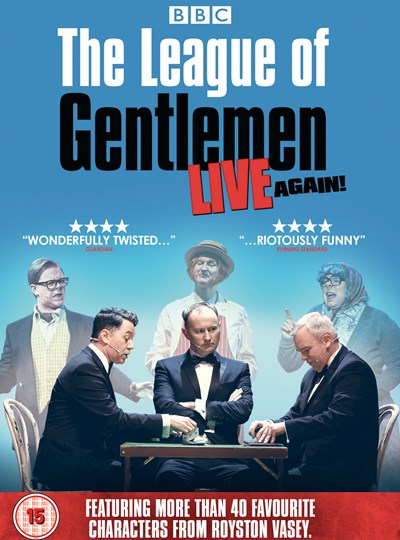 The League of Gentlemen: Live Again! (hmv Exclusive) Limited Signed Edition