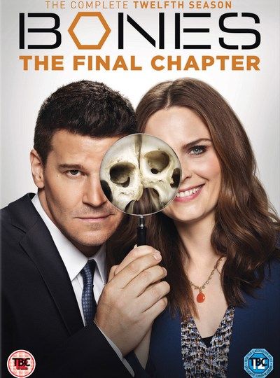 Bones: The Complete Twelfth Season - The Final Chapter