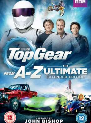 Top Gear: From A-Z - The Ultimate Extended Edition