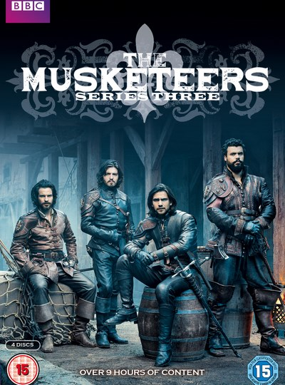 The Musketeers: Series 3
