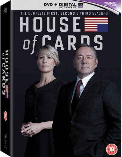 House of Cards: Seasons 1-3