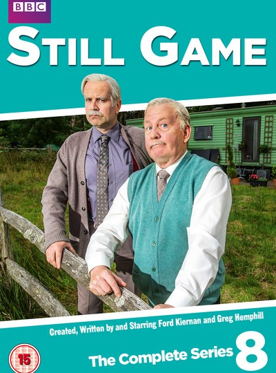 Still Game: The Complete Series 8