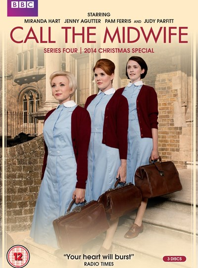 Call the Midwife: Season 4 + 2014 Christmas Special