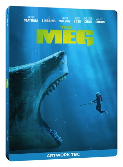 The Meg (hmv Exclusive) Limited Edition Steelbook