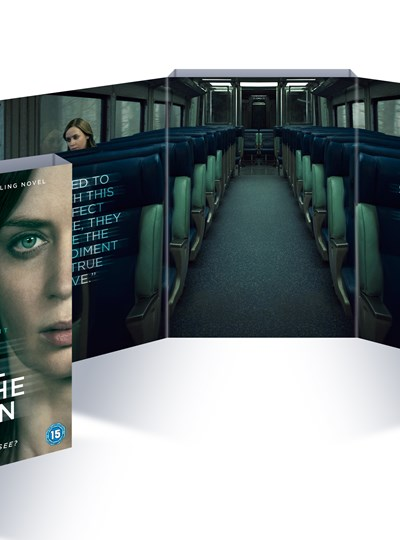The Girl On the Train (Hmv Exclusive) Limited Edition Packaging