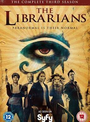 The Librarians: The Complete Third Season