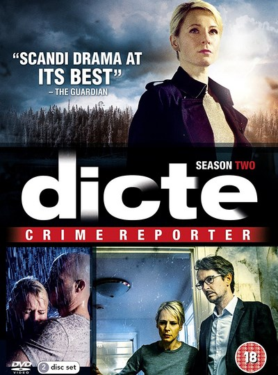 Dicte - Crime Reporter: Season Two