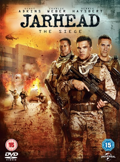 Jarhead 3 - The Siege