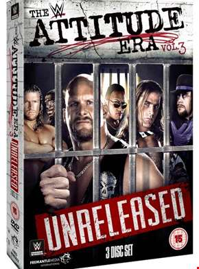 WWE: Attitude Era Vol. 3 - Unreleased
