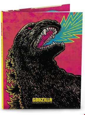 Godzilla: The Showa Era Films 1954 - 1975 Limited Edition - The Criterion Collection