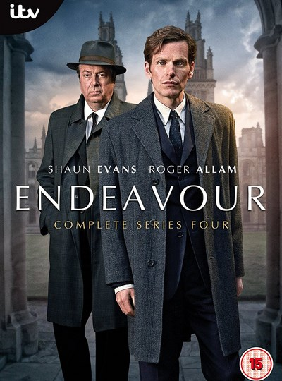Endeavour: Complete Series Four