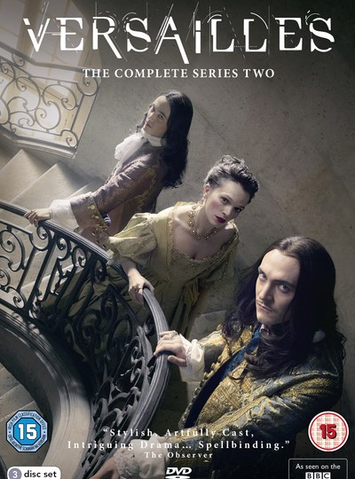Versailles: The Complete Series Two