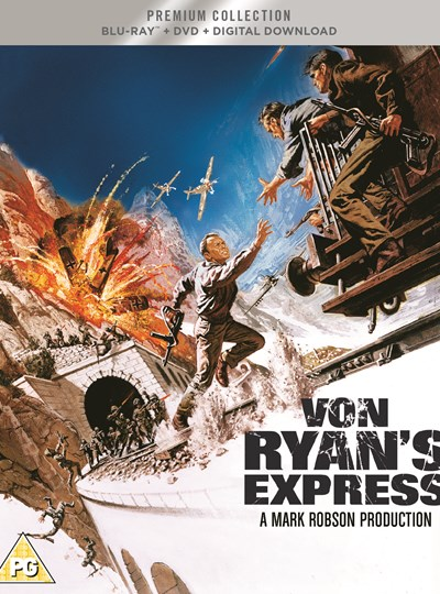 Von Ryan's Express (hmv Exclusive - The Premium Collection)