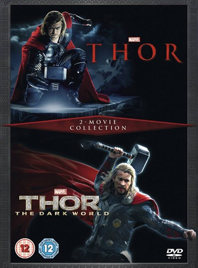 Thor/Thor: The Dark World Double Pack