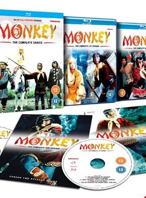 Monkey!: The Complete Collection