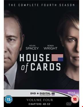 House of Cards: Season 4