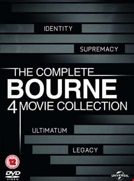 The Complete Bourne Collection