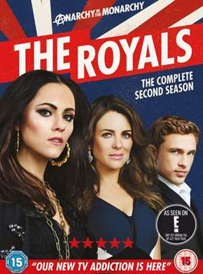 The Royals: The Complete Second Season